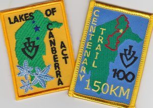 Special Award Patches